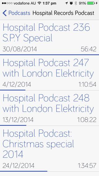 Screenshots for Harken for iPhone