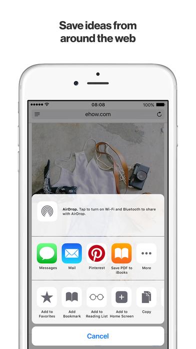 pinterest on the app store. Black Bedroom Furniture Sets. Home Design Ideas