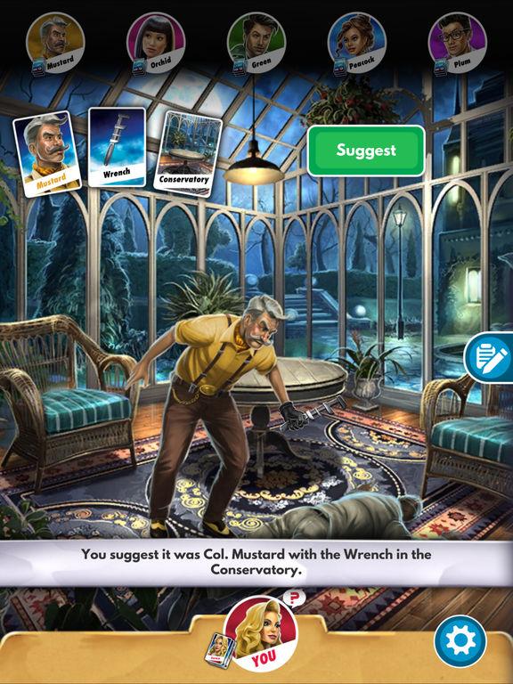Screenshot 2 Cluedo: The Official Edition