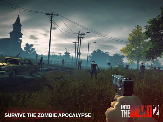 Into the Dead 2 iOS Screenshots
