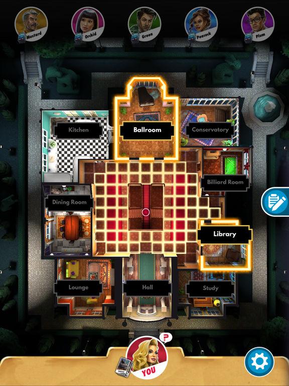 Screenshot 5 Cluedo: The Official Edition