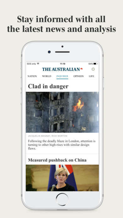 The Australian on the App Store