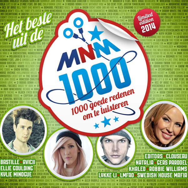 VA - MNM 1000 Limited Edition 2014-5CD-2014-MnD Download