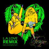 Fergie – L.A.LOVE (la la) [Remix Movement] – EP [iTunes Plus AAC M4A] (2015)