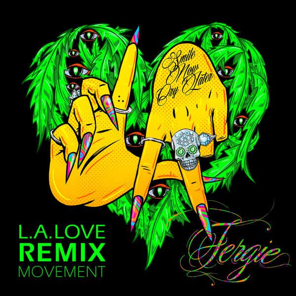 Fergie - L.A.LOVE (la la) [Remix Movement] - EP [iTunes Plus AAC M4A] 2015)