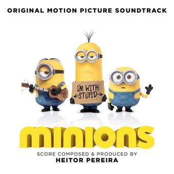 Various Artists – Minions (Original Motion Picture Soundtrack) [iTunes Plus AAC M4A]