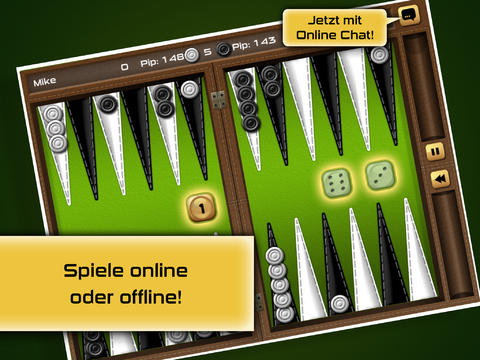 Backgammon Gold FREE iOS Screenshots