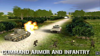 Combat Mission : Touch iOS Screenshots