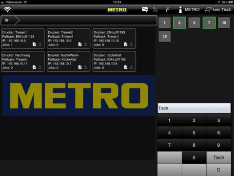 Metro POS
