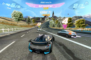Screenshot 5 Asphalt 6: Adrenaline
