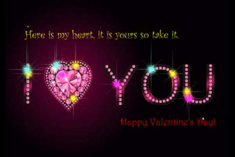 Happy Valentines Day Video Animated Greeting Cards on the App Store – Valentine Day Video Card