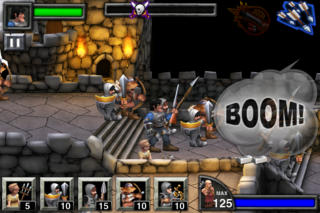 Army of Darkness Defense iPhone screenshot 1