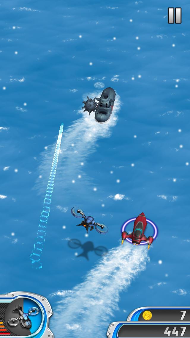 Screenshot 3 Danger Boat