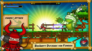Chop Chop Ninja World iOS Screenshots