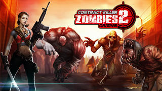 Contract Killer Zombies 2 iOS Screenshots