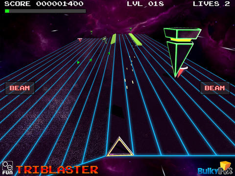 Screenshot 5 TriBlaster