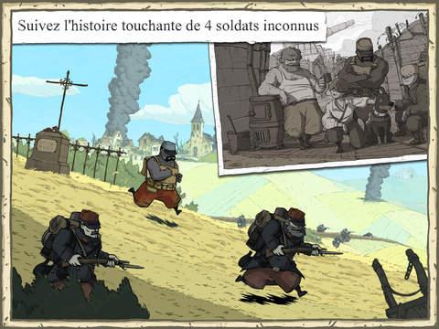 Soldats Inconnus : Mémoires de la Grande Guerre iPad