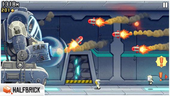 Screenshot 4 Jetpack Joyride