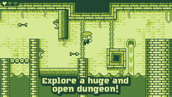 Tiny Dangerous Dungeons iOS