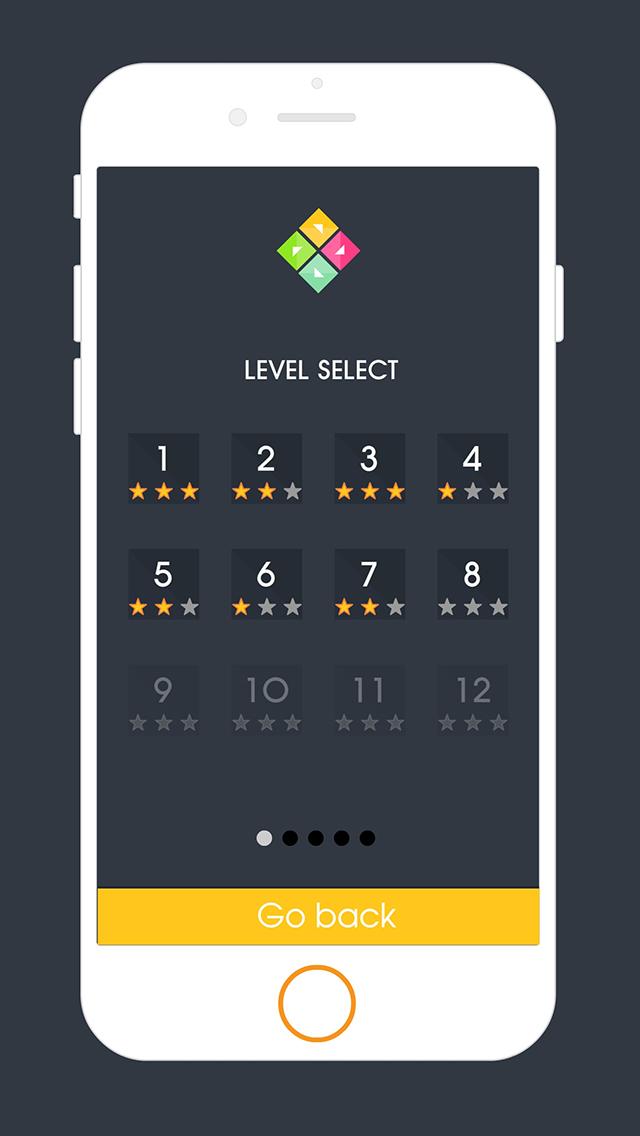 4Arrows iOS Screenshots