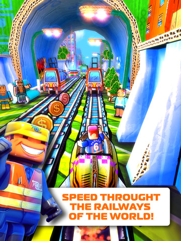 Paper Train: Rush iPhone