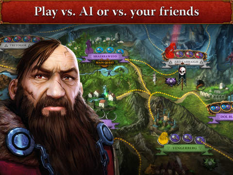The Witcher Adventure Game iPhone iPad