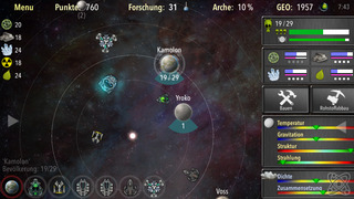 Alien Tribe 2 iOS Screenshots