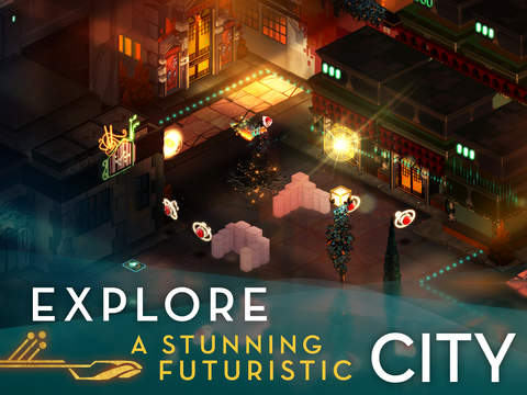 Screenshot 3 Transistor