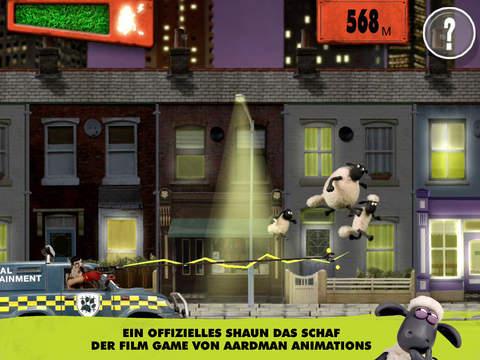 SHAUN DAS SCHAF - Schafe Scheren iOS Screenshots