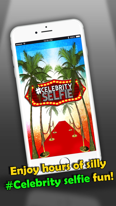 Celebrity photo booth online editor