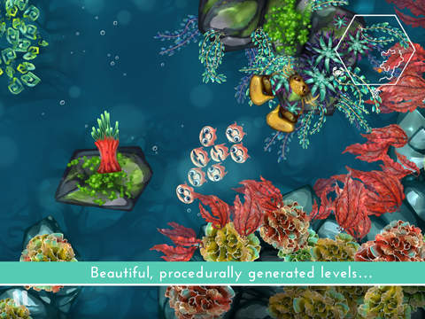 Jelly Reef Screenshot