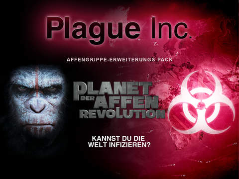 Plague Inc. iOS Screenshots