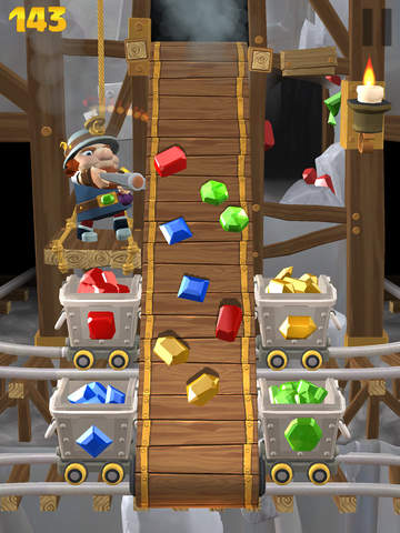 Pickaxe Plunder iOS Screenshots