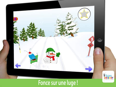 Cricket Kids : Cadeaux de Noël iPad