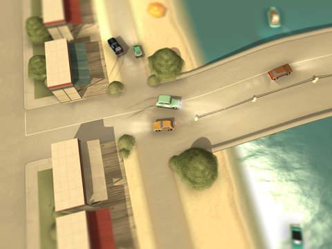 Does not Commute iPad app afbeelding 5