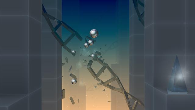 Smash Hit iOS Spiel