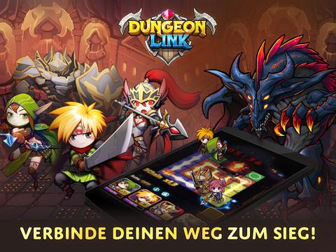 Screenshot 1 Dungeon Link