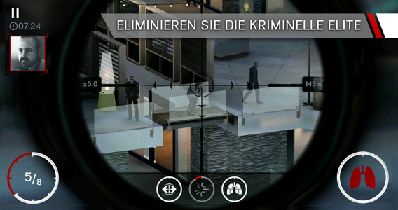 Screenshot 5 Hitman Sniper