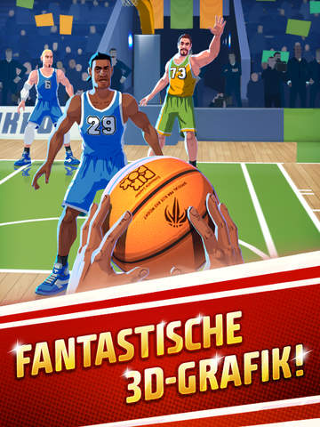 Rival Stars Basketball iOS