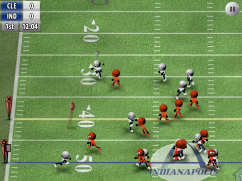 Stickman Football iOS Screenshots