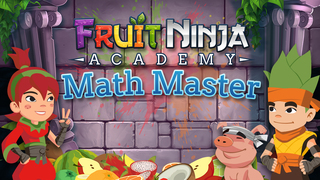 Fruit Ninja Academy: Math Master iOS Screenshots