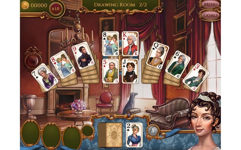 Regency Solitaire Screenshots