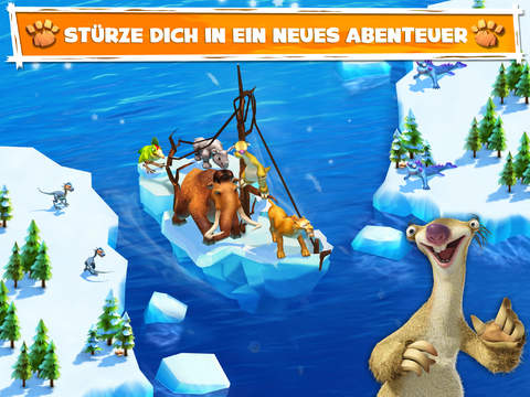Ice Age Adventures iPhone iPad