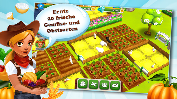 My Free Farm 2 iPhone iPad