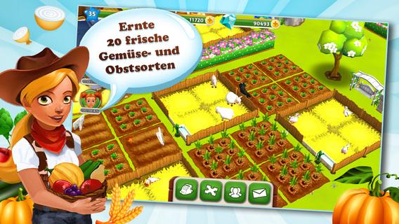 My Free Farm 2 iPhone iPad