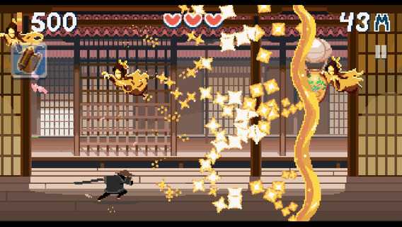 Samurai Blitz iPhone iPad