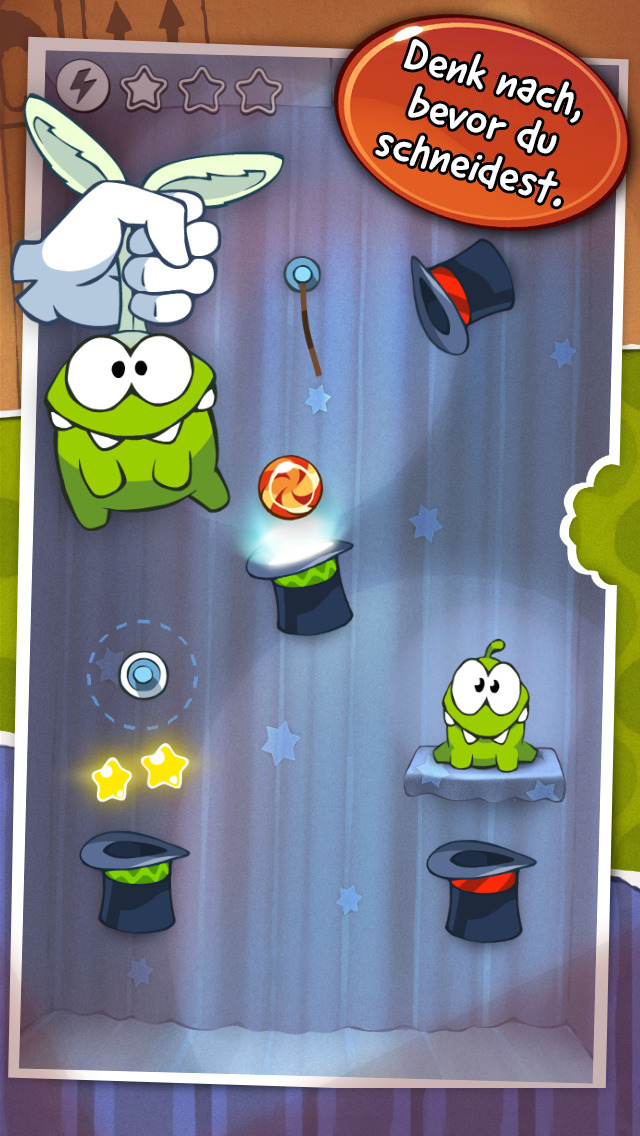 Screenshot 4 Cut the Rope Original