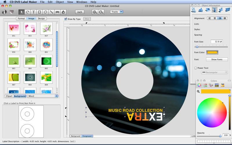 Dvd Label Design Software Free