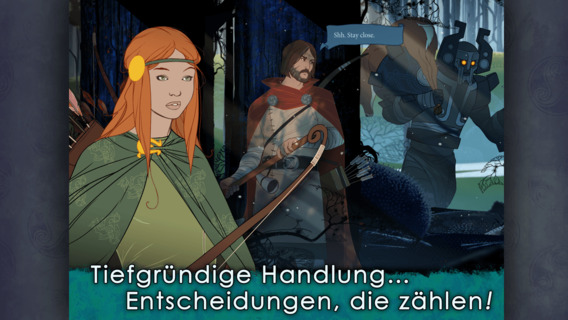 Screenshot 3 Banner Saga