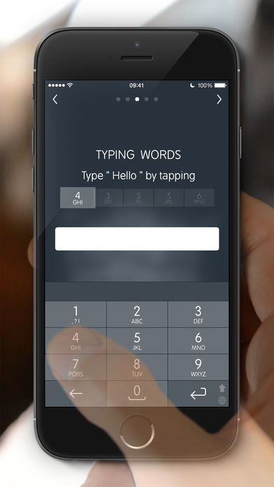 Type Nine - Fast & easy typing with a T9 layout Screenshot